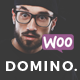 Domino - Fashion Responsive WordPress Theme Nulled