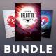 Valentine Flyer Bundle Vol.04 - GraphicRiver Item for Sale