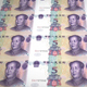 Banknotes of Five Renminbi Chinese