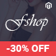 Fshop - Responsive Magento 2 Fashion Store Theme - ThemeForest Item for Sale