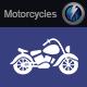 Chopper Motorcycle Engine Idle Loop 8