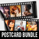4 in 1 Photography Studio Postcard Template Bundle V2 - GraphicRiver Item for Sale