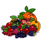 Juicy Summer Fruits and Berries - GraphicRiver Item for Sale