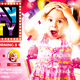 Kids Birthday Flyer - GraphicRiver Item for Sale
