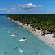 Drone Beach in Island - VideoHive Item for Sale