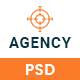 Agency - Creative & Minimal PSD Template For Agency - ThemeForest Item for Sale