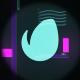 Glitch Game logo - VideoHive Item for Sale