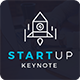 Startup Company Pitch Deck Keynote Template - GraphicRiver Item for Sale