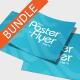 Bundle Poster/Flyer Mockups