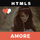 Amore Wedding | HTML5 Bootstrap Template for Weddings - ThemeForest Item for Sale