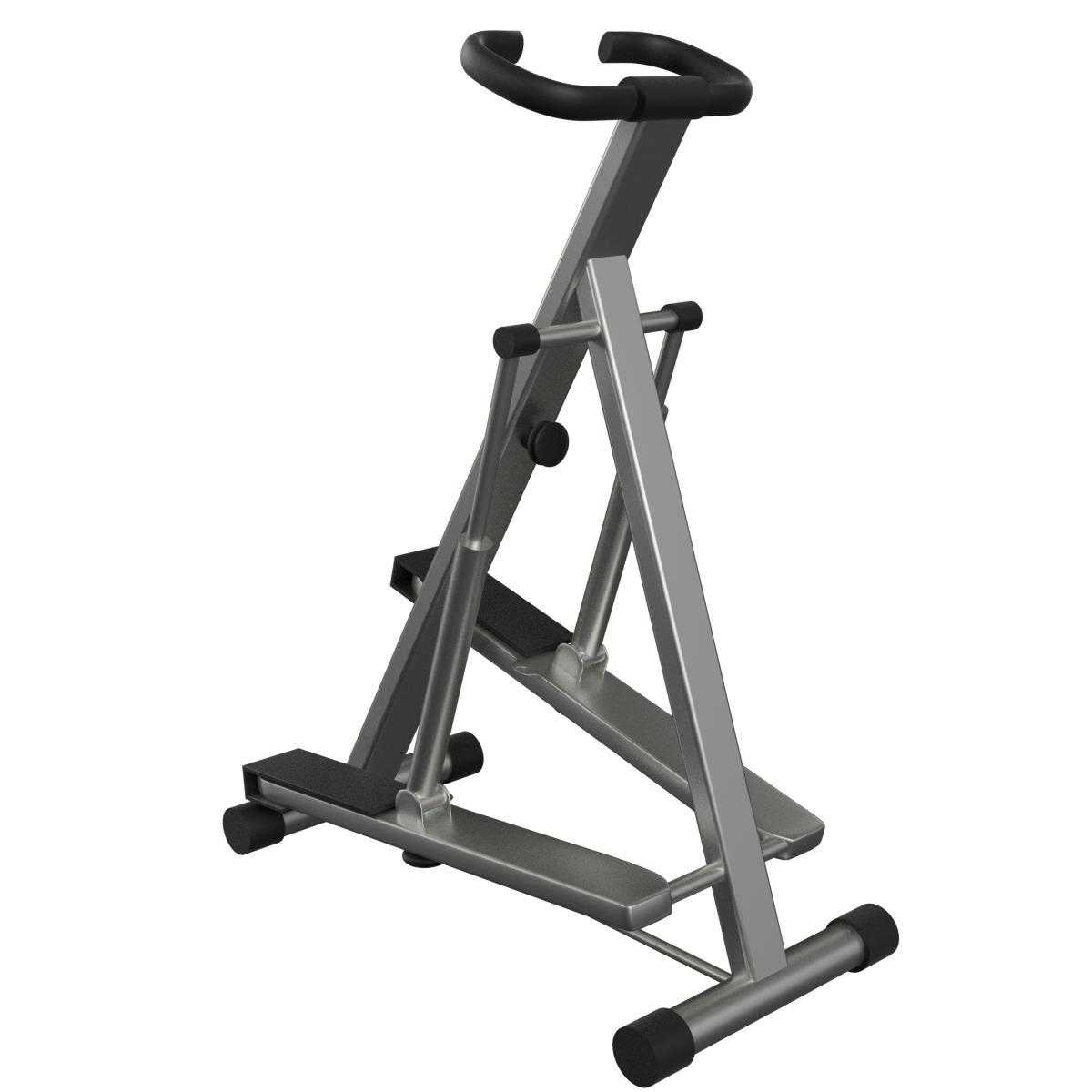 Gym Equipment - Stepper Glute Machine