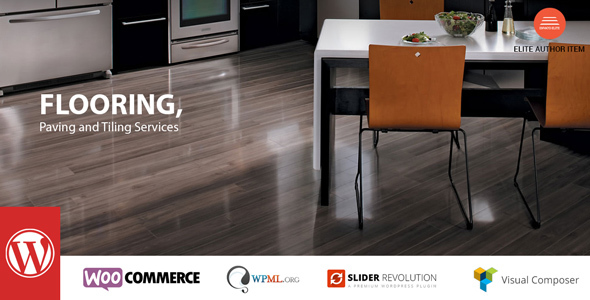 Flooring, Paving and Tiling Services - Business Corporate