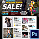 Multipurpose Sales Flyer - GraphicRiver Item for Sale