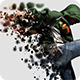 Dispersion Photoshop Action - GraphicRiver Item for Sale