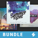 House Music CD Cover Artwork Templates Bundle - GraphicRiver Item for Sale