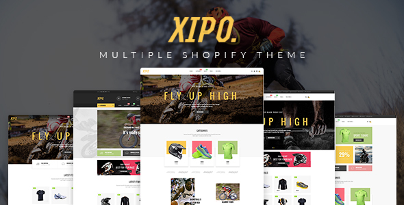 Ap Xipo Drag And Drop Shopify Theme