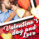 Valentine's Day and Love - VideoHive Item for Sale
