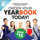 Yearbook Sale Flyer Templates - GraphicRiver Item for Sale