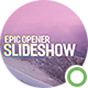 Epic Opener Slideshow - VideoHive Item for Sale
