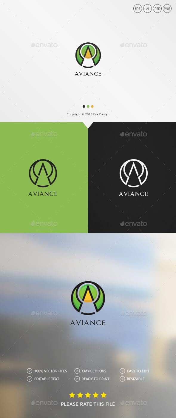 Alliance Logo - Letters Logo Templates