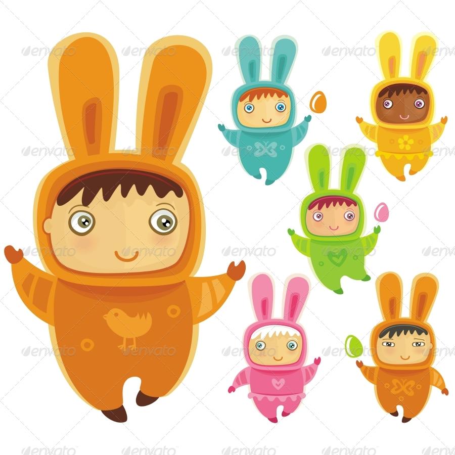 Little bunny - babies