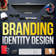 Stationery Brand : Corporate Branding Identity Design - GraphicRiver Item for Sale