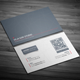 Sleek Minimal Business Card - GraphicRiver Item for Sale