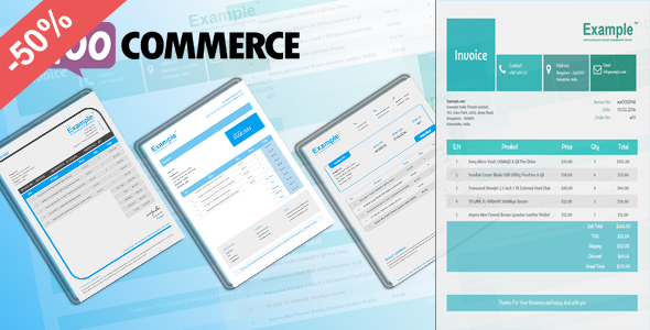Ultimate PDF Invoice Premium - CodeCanyon Item for Sale