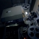 Old, Vintage Film Projector Nulled