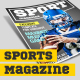 Sports Magazine - VideoHive Item for Sale