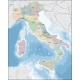 Map of Italy - GraphicRiver Item for Sale
