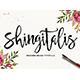 Shingitalis Script