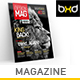 Magazine Template - InDesign 40 Page Layout V7 - GraphicRiver Item for Sale