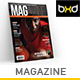 Magazine Template - InDesign 52 Page Layout V5 - GraphicRiver Item for Sale