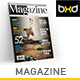 Magazine Template - InDesign 52 Page Layout V4 - GraphicRiver Item for Sale