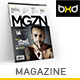 Magazine Template - InDesign 56 Page Layout V2 - GraphicRiver Item for Sale