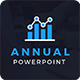 Annual Report Professional Powerpoint Template - GraphicRiver Item for Sale