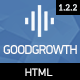 GoodGrowth - Finance & Accounting HTML Template - ThemeForest Item for Sale