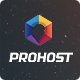 ProHost - Power Pack Hosting HTML Theme Nulled