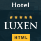 Luxen - Premium Hotel Template Nulled