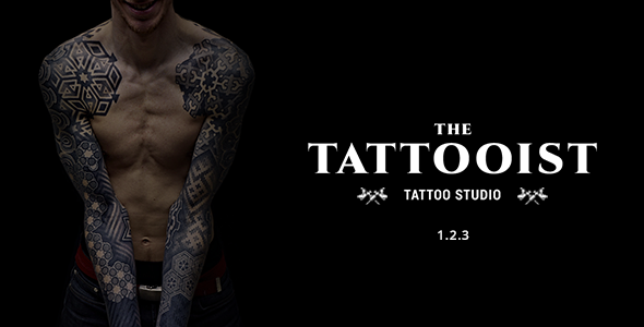 The Tattooist – Tattoo & Body Art Studio HTML Template
