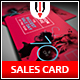 Promo Sales Card - GraphicRiver Item for Sale