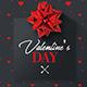 Valentine's Day Invitation  | Psd Template