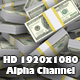 Dollar Stack Transition - VideoHive Item for Sale