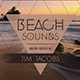 Beach Sounds Flyer - GraphicRiver Item for Sale