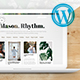 Mason Rhythm. WordPress Masonry Theme Nulled