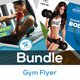 Fitness Flyers Template