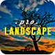 Pro Landscape Lightroom Presets - GraphicRiver Item for Sale