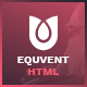 Equvent - Event and Conference Landing Page HTML5 template Nulled