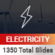 Electricity PowerPoint Presentation Template - GraphicRiver Item for Sale